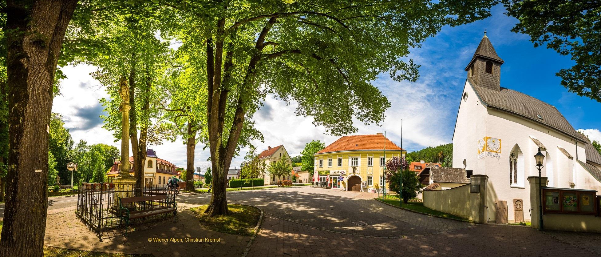 Tourismus- und Dorferneuerungsverein Feistritz am Wechsel